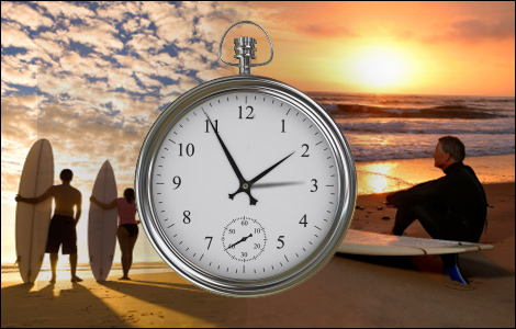 Changing Clocks - Morning or Evening