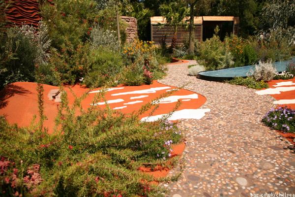 Bbc chelsea flower show 2011 australian garden jim for Gardening australia