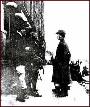 Image of the surrender of Patrick Pearse