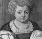 A portrait of Henry VIII as a young boy, around 12 years old.