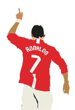 Bbc Blast Art Design C Ronaldo Cartoon