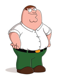 bbc bbc three blog who s your favourite family guy character