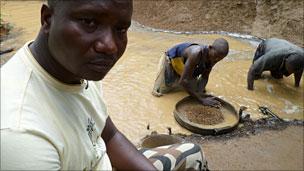 Diamond entrepreneur Aloysius Wai believes diamonds have mainly been a curse for Sierra Leone