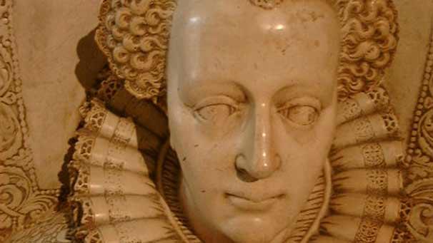 Mary Queen Of Scots Death Mask BBC - Scotland's Histo...
