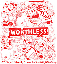 Worthless poster