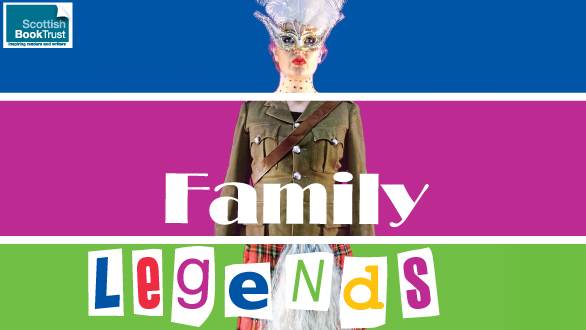 BBC Scotland Radio and the Scottish Book Trust's Family Legends Short Story Competition