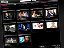 Screengrab of BBC iPlayer