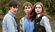 The Eleventh Doctor, Amy Pond and Rory Williams