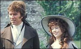 Ross and Demela Poldark