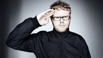 BBC Radio 1 presenter Huw Stephens