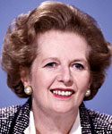 Margaret Thatcher, 1987