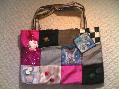 94349c1f17a BBC - Blast Fashion - Patchwork bag
