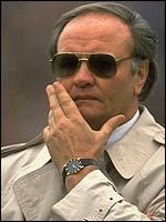 Former Sheffield Wednesday manager Ron Atkinson