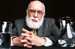 Will James Randi be out of pocket after this week's Horizon?