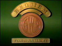 'Requiem for a Railway' opening titles