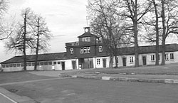 Buchenwald Concentration Camp, east Germany