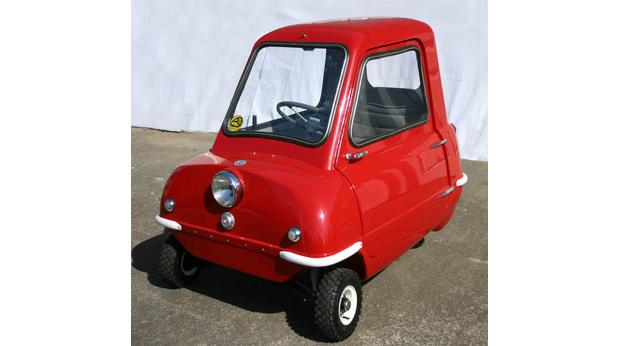 bbc a history of the world object the p50 the world 39 s smallest car. Black Bedroom Furniture Sets. Home Design Ideas