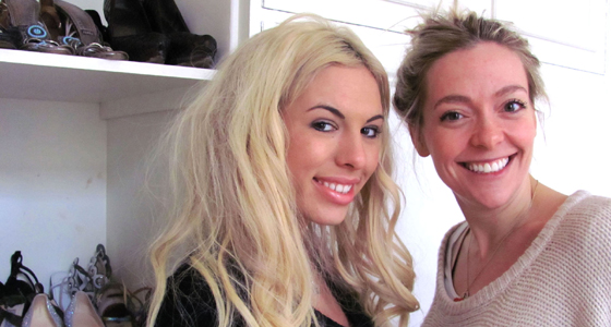 Cherry Goes Dating (Cherry Healey and Madeleine Amber)
