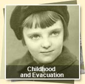 Childhood and Evacuation Photo Gallery