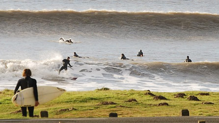 Surfing Beaches In Wales