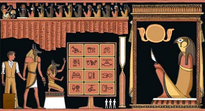Playing Games with Ancient Egypt