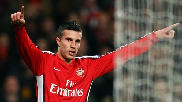 c96d86ff5 BBC - Phil McNulty  Disillusioned Van Persie is disaster for Arsenal
