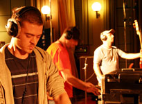 Craggz & Parallel Forces Live at BBC Maida Vale studios