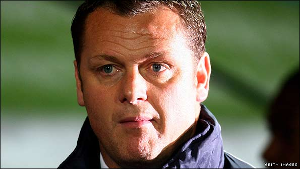 QPR manager Jim Magilton reflects on defeat at Vicarage Road