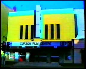 Imposing Curzon Cinema Front