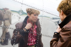Hilary Swank as Amelia Earhart from the Fox Searchlight Picture Amelia