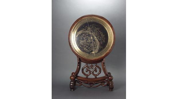 Chinese astronomical clock