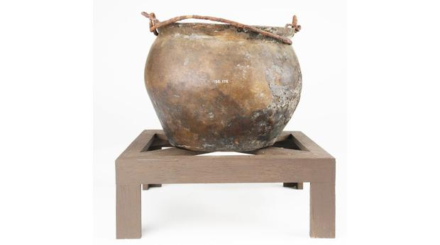 Roman Copper Cooking Pot