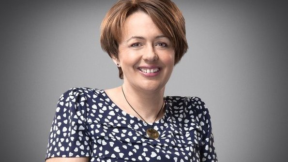 Baroness Tanni Grey-Thompson won 11 gold Paralympic medals between 1992-2004. Photo: BBC