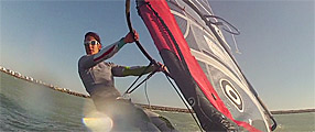 Bryony Shaw British Olympic Windsurfer