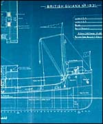 Plans from Philip and Son shipyard