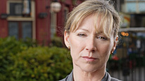 Hard times for Carol (Lindsey Coulson)