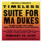 Review of Timeless – Suite for Ma Dukes