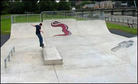 BBC - Lancashire - Life & Style: Lancaster skatepark opens