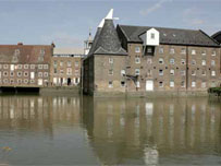 Three Mills on River Lea
