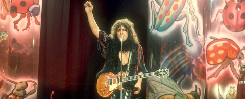 6ece2fe75 Moving on a few years now and the glam rock influence my big sister  Margaret had - she was heavily into Mark Bolan and her bedroom wall was  festooned with ...