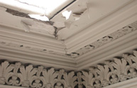 Cracked coving