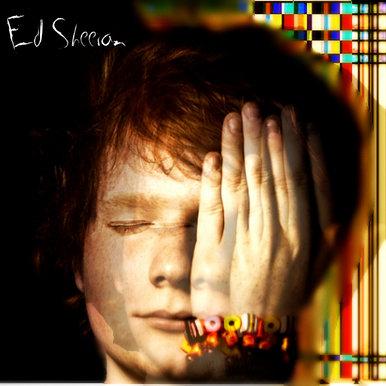 Ed Sheeran Ed Sh...X Album Cover Ed Sheeran