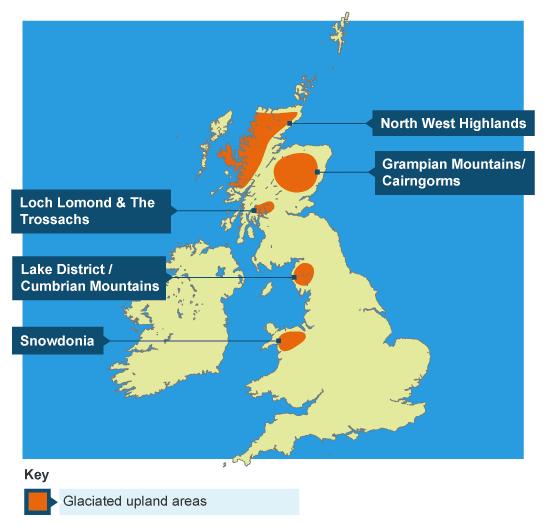 bbc bitesize geography coursework