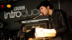 The Mighty Stef on the BBC Introducing stage