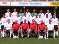 Bulls squad for 2006/07 season