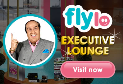 Flylo executive lounge
