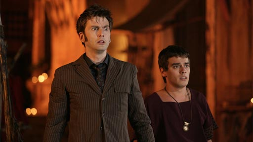 The Doctor and Quintus