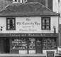 A photo of The Old Curiosity Shop, made famous by Charles Dickens.