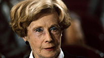 "Barbara Castle ""one of the ironies of politics"""