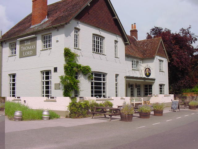 The Thomas Lord, West Meon.